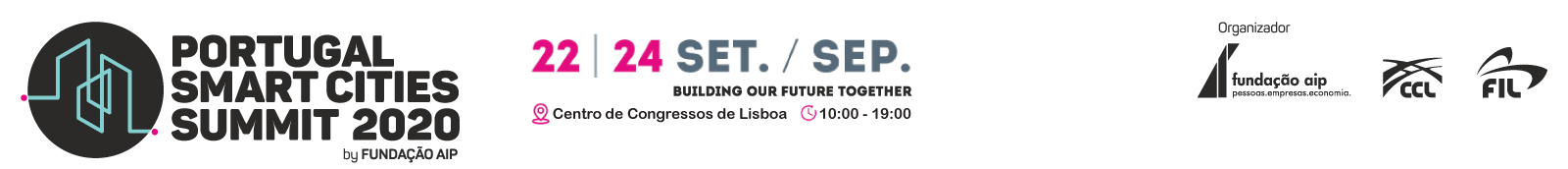 Portugal Smart Cities Summit Logo